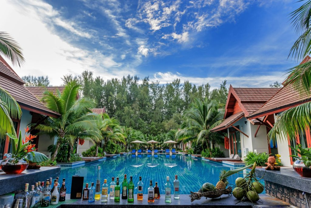 Baliのvilla3